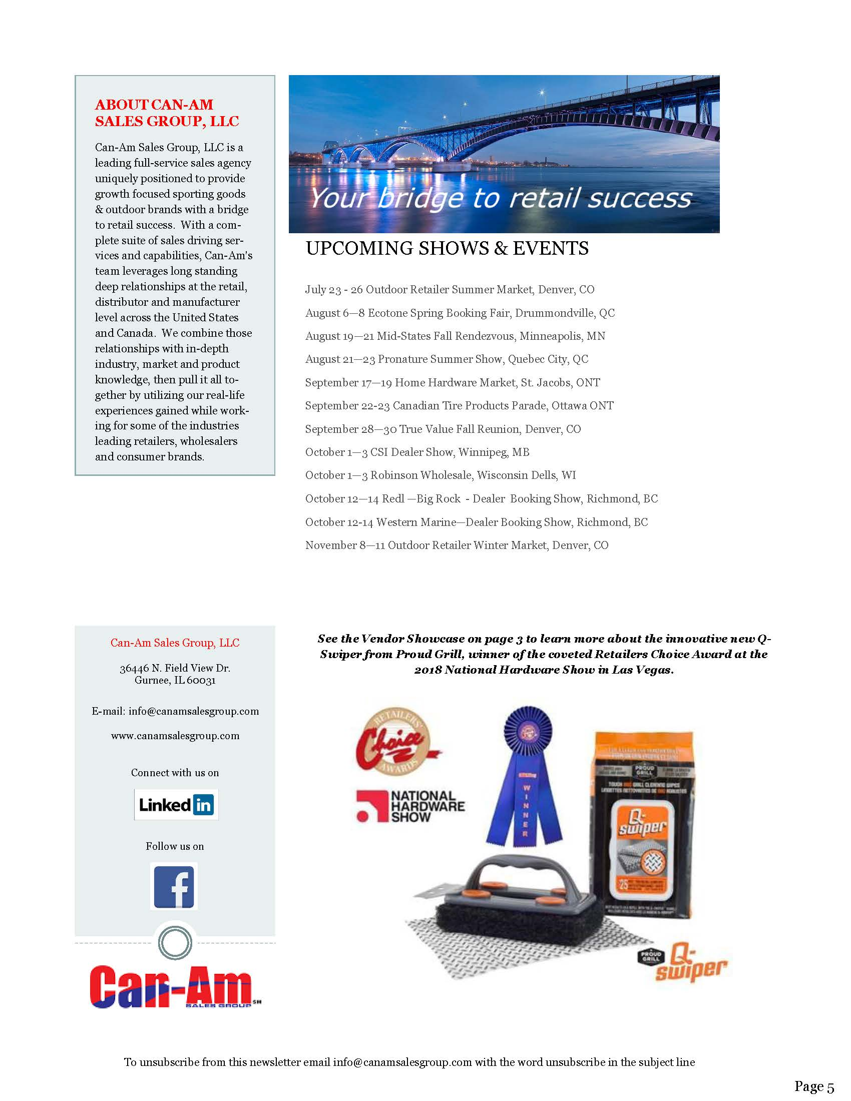 CanAm Newsletter V3, Page 5