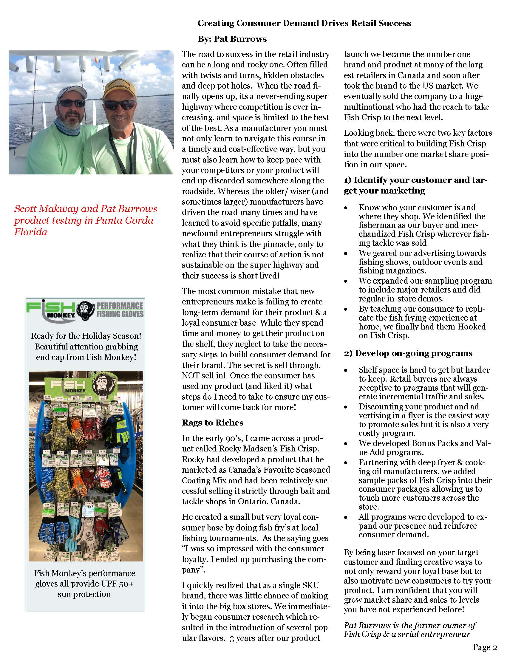 CanAm Newsletter V4, Page 2