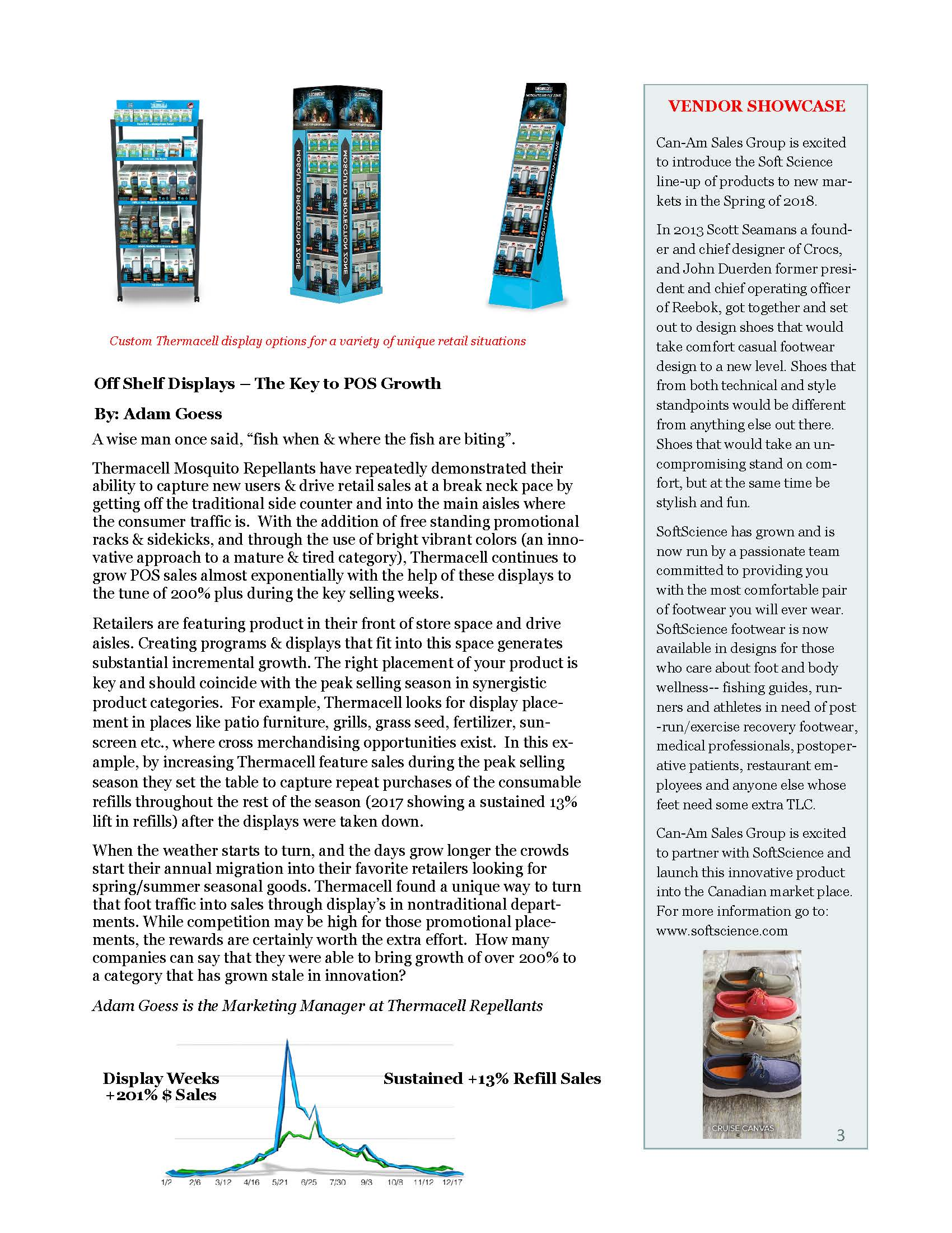 CanAm Newsletter Volume 1, Page 3