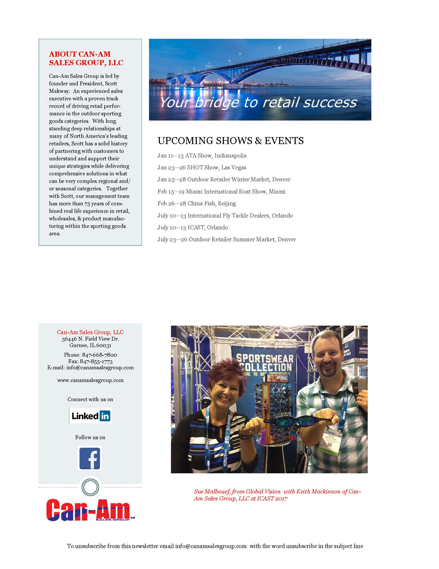 CanAm Newsletter Volume 1, Page 4
