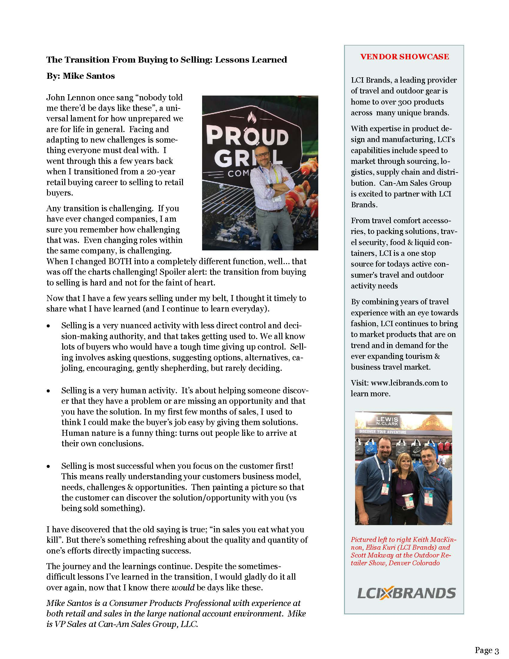 CanAm Newsletter V4, Page 3