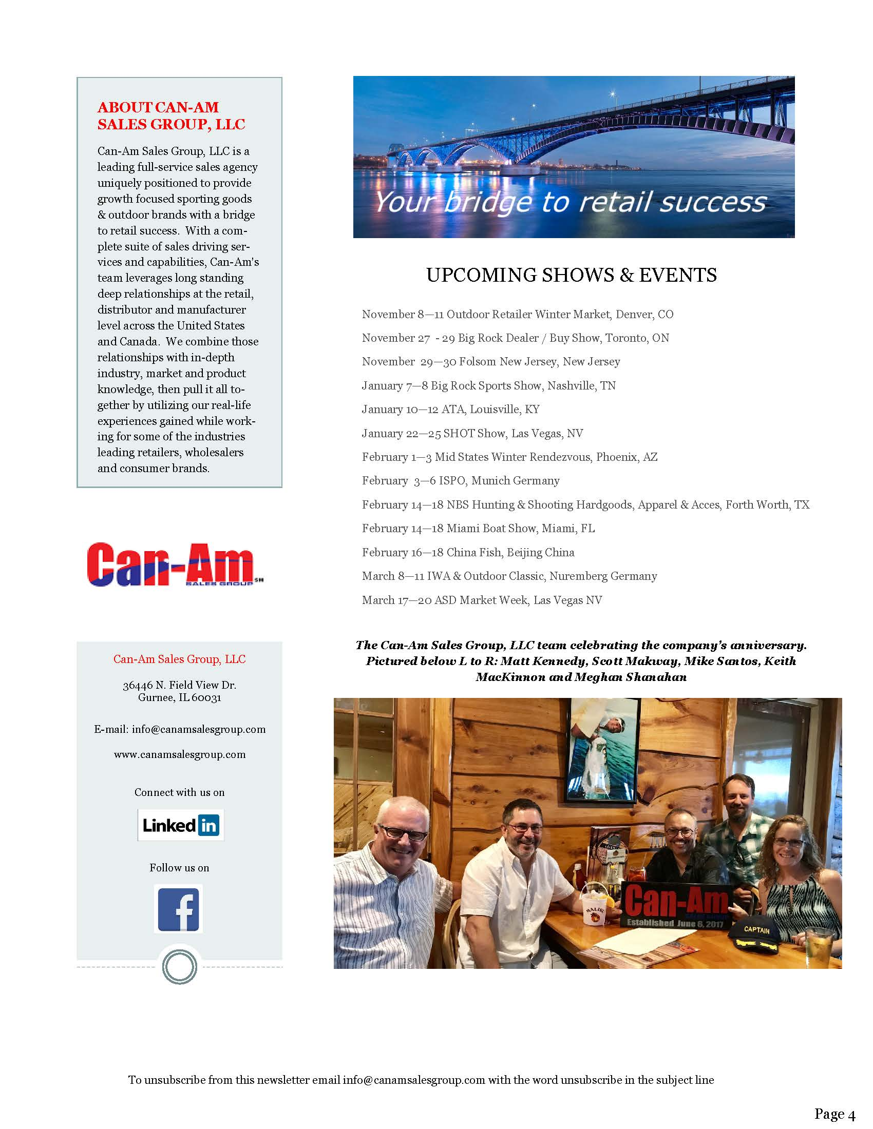 CanAm Newsletter V4, Page 4