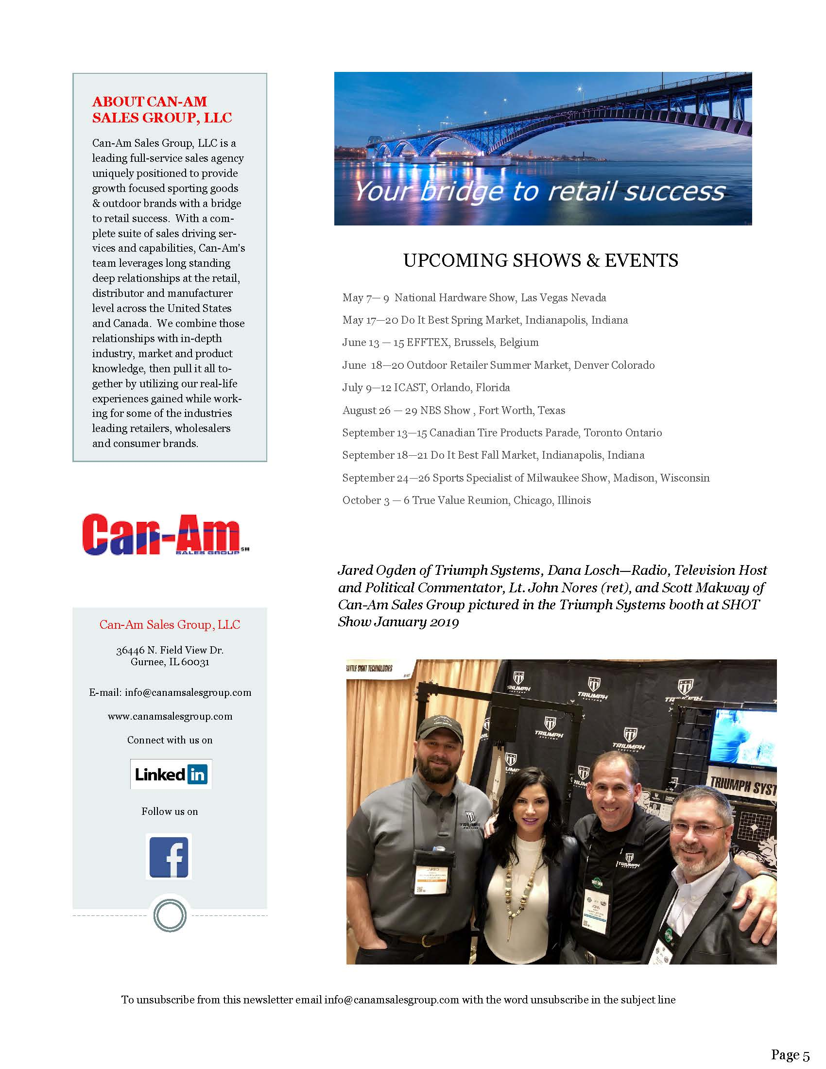 Can-Am Sales Group Newsletter Vol2-page5